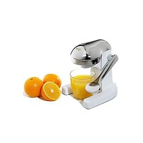 Metrokane Mighty OJ Home Juicer - Chrome