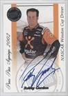 Robby Gordon (Trading Card) 2002 Press Pass [???] #N A by Press Pass