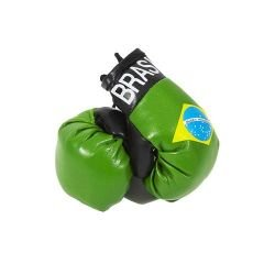 Mini Boxing Gloves - Brazil - 1