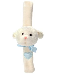 Personalized Baby Rattle front-1046644