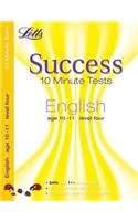 English Age 10-11: 10-Minute Tests (Letts Key Stage 2 Success)