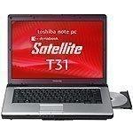 東芝 SatelliteT31 186C/5W C540/512M/80G/Combo/XPPro PST311SCWS81K