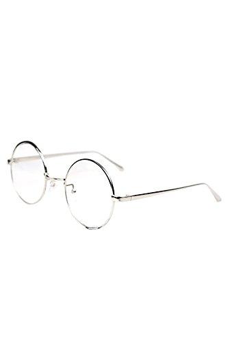 vococal-montatura-occhiali-da-vista-occhio-frame-struttura-a-forma-rotonda-vetri-ottici-pianura-occh