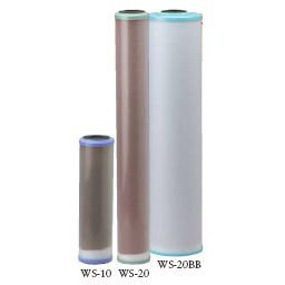 Pentek WS-20BB Water Softening Filter Cartridge, 20