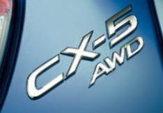 【UKマツダ純正】CX-5 新品 AWD オーナメント CX-5 エンブレム