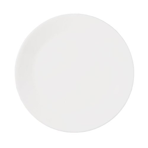 Corelle Livingware Winter Frost White 10-1/4′ Dinner Plate