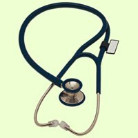 Cheap MDF 797-04 Classic Cardiology Stethoscope, Adult-Navy Blue (797-04)