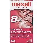 Maxell Premium High-Grade Videocassettes For Time-Lapse Use