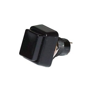 Mini Push Button Momentary Switch w/ Rectangle Actuator