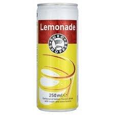 ES Euro Shopper Lemonade 12x250ml Cans