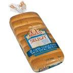 Arnold Select New England Hot Dog Rolls Buns