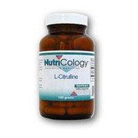 Nutricology L-Citrulline, Powder, 100 Grams