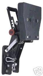 Garelick/Eez-In 71091.01 Aluminum Auxillary Marine Motor Bracket for 4 Stroke Motor