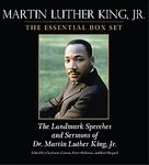 img - for Martin Luther King: The Essential Box Set: The Landmark Speeches and Sermons of Martin Luther King, Jr. [Audiobook, Unabridged] [Audio CD] book / textbook / text book
