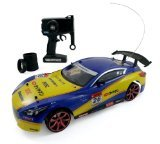 Liberty Imports Super Fast Drift Champion R/C Sports Car Remote Control 4WD Drifting Race Car 1:14 + Lights and 2 Sets of Tires (Drifting Rc Car compare prices)