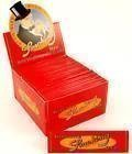Smoking Rolling Paper Red King Size Box Of 50 Booklets