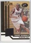 Andre Iguodala #31 179 Philadelphia 76ers (Basketball Card) 2007-08 Bowman Elevation... by Bowman+Elevation