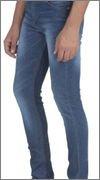 Ragged Men's Slim Fit Jeans (RASSABL056_Blue_28)