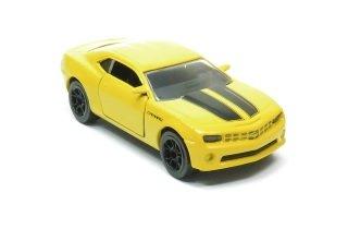 Chevrolet Camaro 3-inch Model Car (Yellow Camaro Bumblebee compare prices)