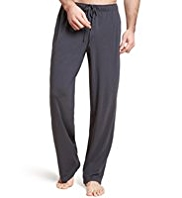 Autograph Longer Length Drawstring Pyjama Bottoms with Modal