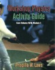 Workshop Physics?? Activity Guide: Workshop Physics Activity Guide - The Core Volume with Module 1 Kinematics and Newtonian Dynamics Units 1-7 by Priscilla W. Laws (1997-07-02) (Workshop Physics Module 4 compare prices)