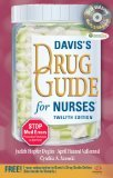 Daviss Drug Guide for Nurses with CD [Paperback]