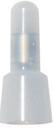 DB Link CCC1614 Clear Nylon Crimp Caps, 100 Pieces (Clear Caps compare prices)