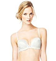 Autograph Floral Lace Multiway A-DD Bra MADE WITH SWAROVSKI® ELEMENTS