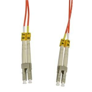 InstallerParts 7m LC-LC Duplex Multimode 62.5/125 Fiber Optic Cable