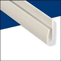 92635 CAP MOULDING 8FT ALMND