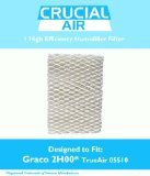 1 Graco 1.5 Gallon Humidifier Filter, Fits Graco 2H00 & TrueAir 05510, Compare to Part # 2H01, Designed & Engineered by Crucial Air