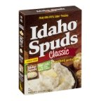 Idaho Mashed Potatoes 12 Boxes 13.3 OZ (Pack of 24) (Idaho Food compare prices)