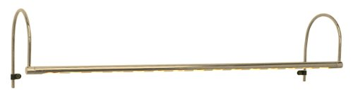 Eurofase 0081-27-03 Louvre Iii 15-Light 27-Inch Picture Light, Gold