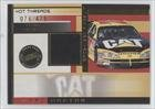 Ward Burton #76 475 (Trading Card) 2003 Press Pass Premium [???] #HTT13 by Press Pass