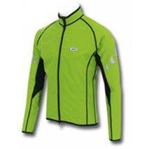 Buy Low Price Louis Garneau 2007/08 Men's Speed TS Cycling Jacket – Fluo Green – 1030062-643 (B00147H2PY)