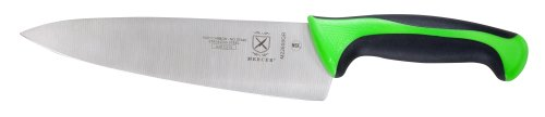 """Mercer Culinary Primary4 8"""" Chef'S Knife, Green"""
