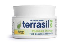 Terrasil Psoriasis Therapy MAX (44 gram jar)