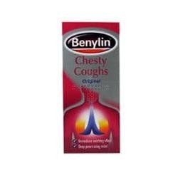 BENYLIN CHESTY COUGHS (ORIGINAL) 300ML