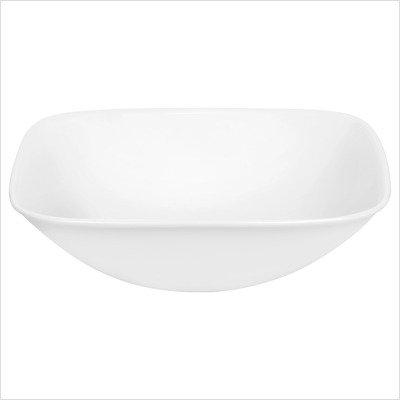 Corelle Square Round 1-1/2-Quart Serving Bowl: Quantity 3