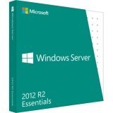 Microsoft Windows Server Essentials 2012 R2 64 Bit English AE DVD