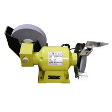 Pit Bull Chig1745 Pit Bull Chig1745 8-Inch Long Shafts Bench Grinder Buffer And Polisher