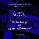 We Will Rock You / We Are the Champions by Queen [Music CD]
