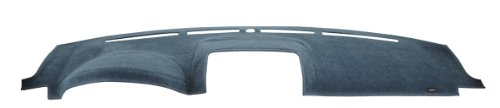 DashMat Original Dashboard Cover Honda Civic (Premium Carpet, Dash Blue)