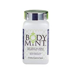 Body mint the original total-body deodorant