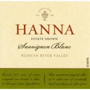 2013 Hanna Winery & Vineyards Sauvignon Blanc 750 Ml