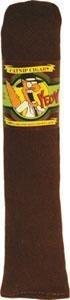 Yeowww! 100% Organic Catnip Toy, Brown Cigar