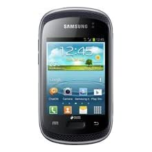 Samsung Galaxy Music Duos S6012 (Black)