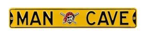 Pittsburgh Pirates Man Cave Street Sign