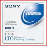 Sony Tape Lto Ultrium-1 2 3 4 5 & 6 Clng Ctdg 50 Pass Universal
