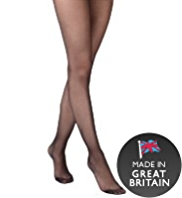 5 Pairs of 15 Denier Ladder Resist Tights